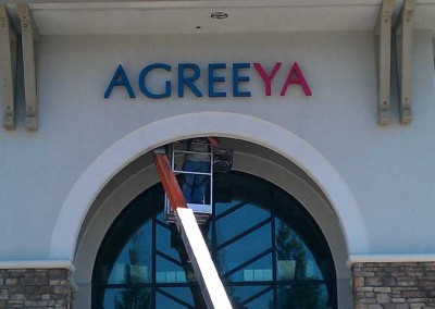 Agreeya-reverse-channel-letters