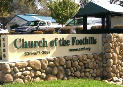 Church of the Foothills